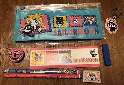 Sailor Moon Nakayoshi Furoku Vintage Japan