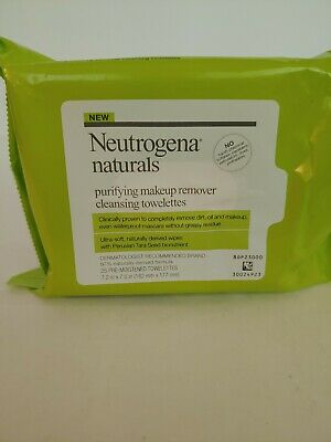 Neutrogena Naturals Purifying Makeup Remover Cleansing Towelettes (25 CT)