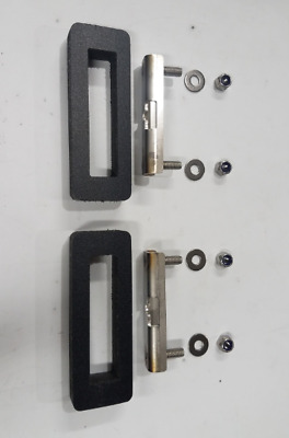 Promaster Roof Attachments, Clips and Pads