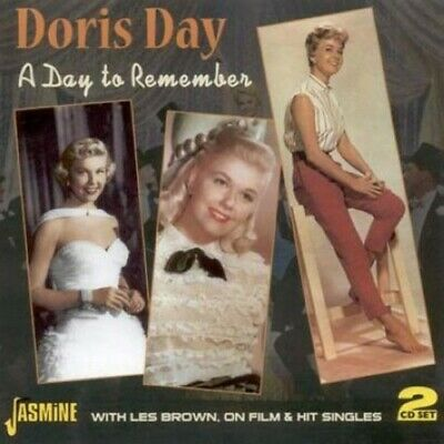 Doris Day - A Day To Remember With Les Brown, On Film and Hit Singles [New CD]