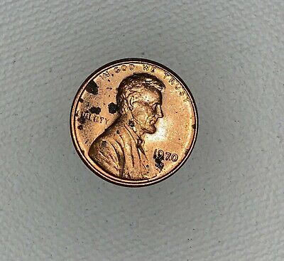 1970 Lincoln Cent Double Die Obverse
