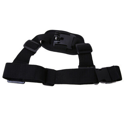 Pro Chest Shoulder Strap Mount Harness Support Belt For GoPro Hero 2 3 3 + 4 HD