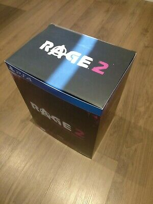 Rage 2 Collector's Edition - PlayStation 4 - BRAND NEW