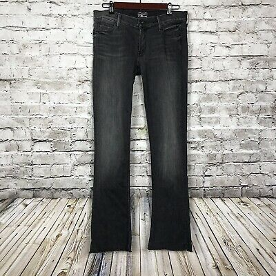 9d0c9f973a60 MOTHER 30 The Runaway Jean Womens Rebels And Lovers Skinny Mild Flare