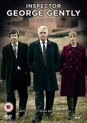 Inspector George Gently - Series 8 [DVD] - DVD  QLVG The Cheap Fast Free Post