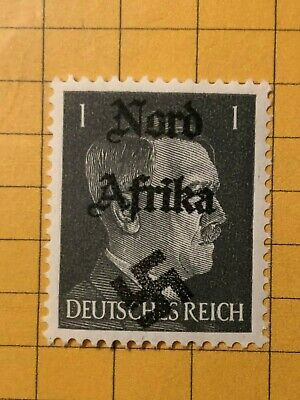 GERMANY (NORD AFRICA) WWII-GERMAN OCCUPATION 1 Rpf. MNH Priv. Issue /s20