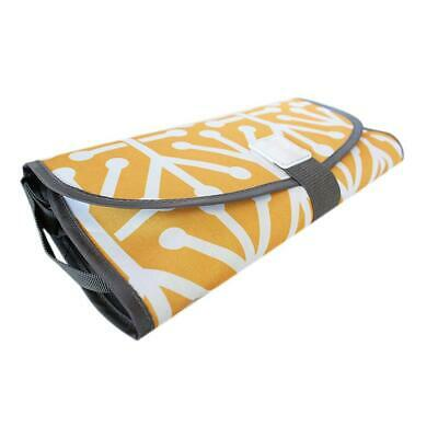 Folding Portable Waterproof Travel Baby Diaper Clutch Changing Pad Mat Station