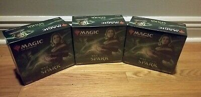MTG War Of The Spark Three Pack (3) Bundle Fat Pack Factory Sealed Brand New