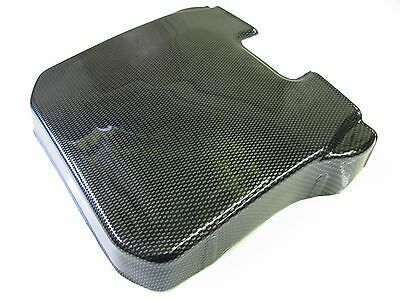 Ford Focus Carbon Fiber Abs Plastic Battery Cover Mk3 Rs St