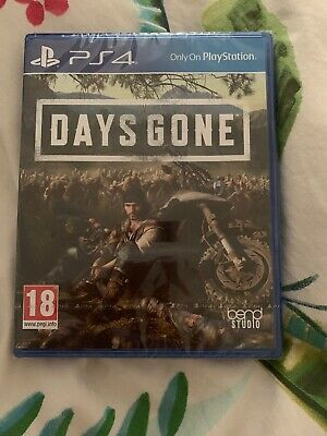 Days Gone PS4 PlayStation 4 Brand New Sealed Official