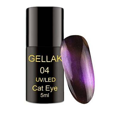 Cat Eye Gellak Paars