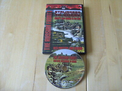 The Russian Front 1941-1945 - Stalingrad To Kursk (DVD, 2006)
