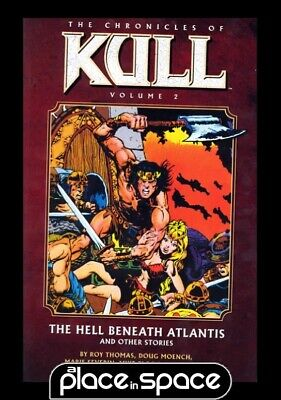 Chronicles Of Kull Vol 02 Hell Beneath Atlantis - Softcover