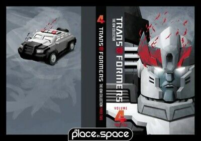 Transformers Idw Coll Phase 2 Vol 04 - Hardcover