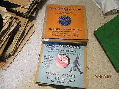 38 Jazz Swing Blues Dance etc Gramophone Phonograph 78rpm records in Hard covers