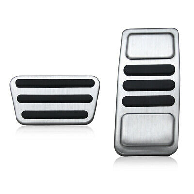 New Accelerator+ Brake Pedal Covers For Ford Mustang Automatic Gearbox Reliable
