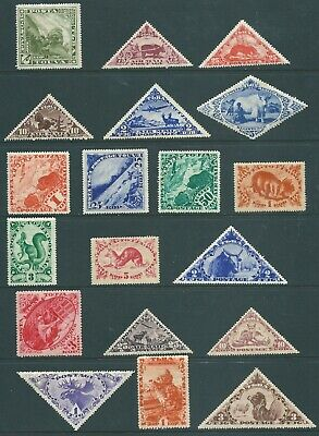 TOUVA (Northern Mongolia) mint stamp collection including Air Mail/Registered