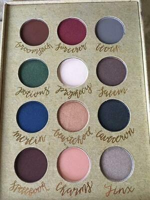 NIB STORYBOOK COSMETICS Wizardry and Witchcraft Eyeshadow Palette ~ Authentic!