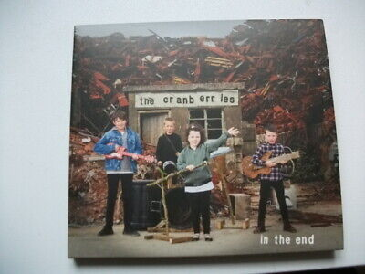 The Cranberries, In The End, 2019 CD - FINAL LISTING PRICE