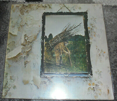 Led Zeppelin : IV,Atlantic,LP