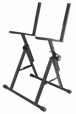 OnStage Stands RS7000 Tiltback Amplifier Stand