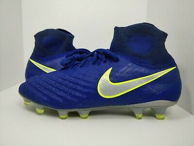 165089ca7c1 Nike Men s Magista Obra II FG SZ 8 Soccer Cleats  844595 409  Deep Royal