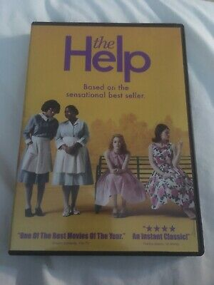The Help an instant classic dvd pre owned