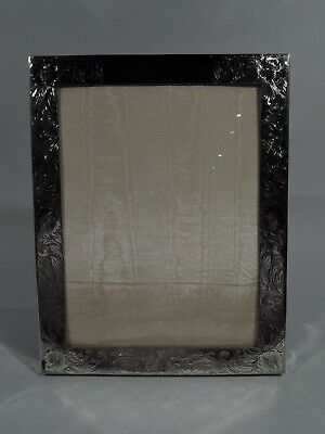 Deitsch Frame - Picture Photo Antique Art Nouveau - American Sterling Silver