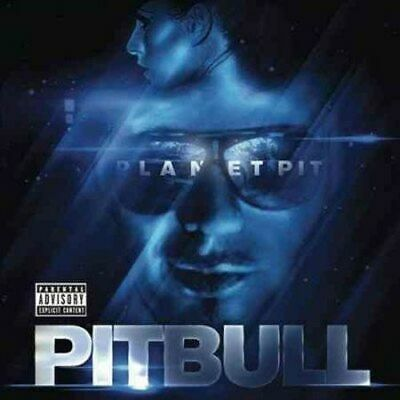 Pitbull - Planet Pit New Cd