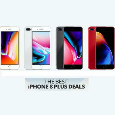 New iPhone 8 Plus Unlocked Factory Sealed Apple Sealed Packages Gift Present*