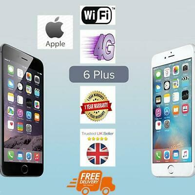 New iPhone 6 Plus Unlocked Factory Sealed Apple All Colour Sealed Package*