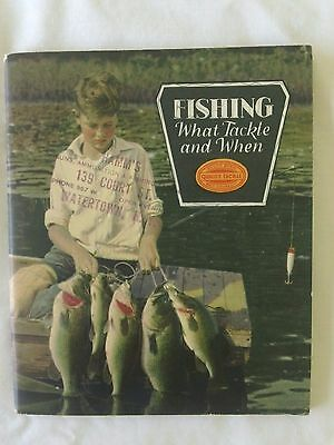 Rare Vintage 1930 South Bend Fishing Tackle Catalog- In Excellent Used Condition
