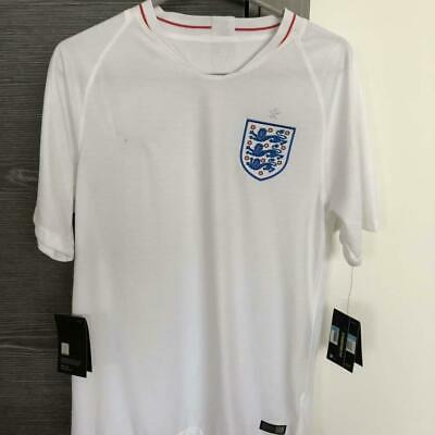 England Football World Cup 2018 Shirt Jersey Home White Colour SALE