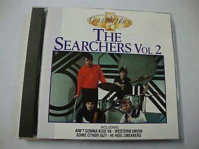 The Searchers - A Golden Hour of - Volume 2 CD Album Greatest Hits and Rareties