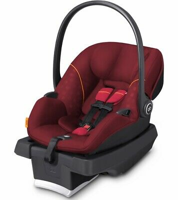 GB Asana 2016 Infant Car Seat - Dragonfire Red