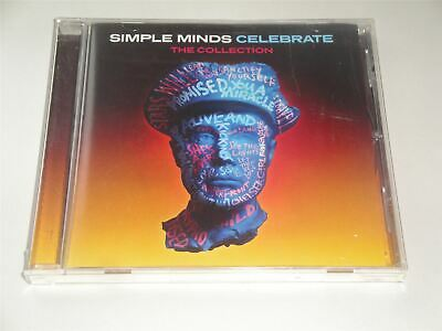 Simple Minds – Celebrate – The Collection CD Album
