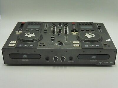 TIBO DJ Pro Twin Deck CD Player and Sound System