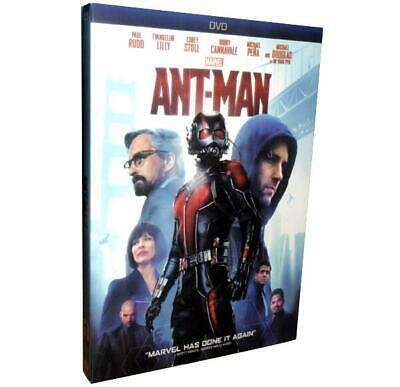 Ant-Man And The Wasp DVD 2015 Marvel New Sealed Movie US Seller Ships Fast