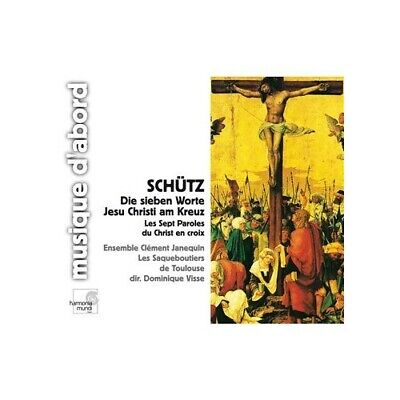 Sch�tz - Sacred Choral Works -  CD RVVG The Cheap Fast Free Post The Cheap Fast