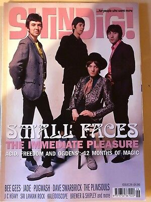 SHINDIG MAGAZINE - issue 26 - THE SMALL FACES