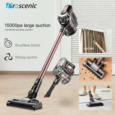 Proscenic P8 PLUS Cordless Vacuum Cleaner 2 IN 1 Hand Upright Car 15,000Pa Mop
