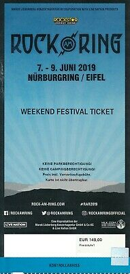 Rock am Ring 2019 - Weekend Festival Ticket