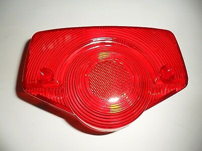Honda Dax St Chaly Cf Ct Xl Sl Ss50 Monkey C50 70 Cd Cabochon Feu Rouge Arriere