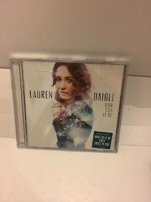 LAUREN DAIGLE - HOW CAN IT BE    - CD New n330
