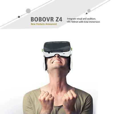 BOBO Z4 VR Virtual Reality 3D Glasses Private Theater for iPhone 8 Samsung S7 MB