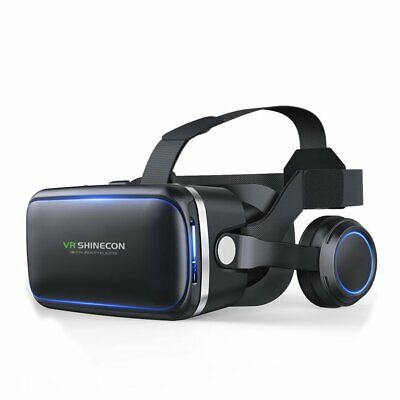Shinecon 6.0 Casque VR Virtual Reality Glasses 3D 3d Goggles Headset Helmet MB