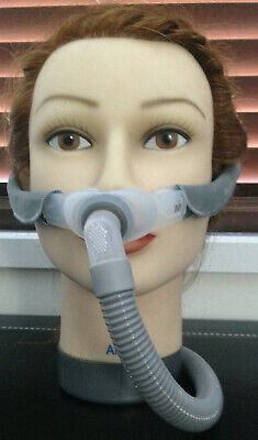ResMed Swift FX nasal mask with headgear Him/ Her CPAP for sleep apnea Free Post