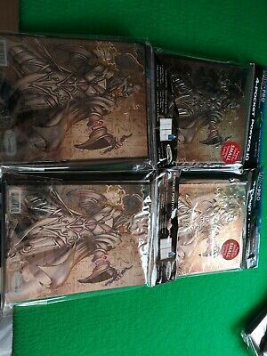 LOTTO 10 Raccoglitori Carte Magic Yu Gi Oh Pokemon Album 4 Tasche 10 Pagine