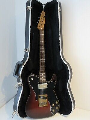 1974 Fender USA Telecaster Custom Electric Guitar & Hard Case