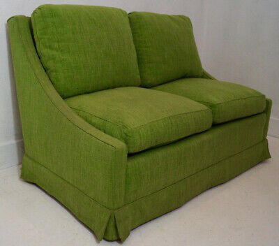 A Mid Century French Sofa (French Foreign Ministry, Paris) inc. Reupholstery
